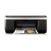 HP DeskJet F4135 printer