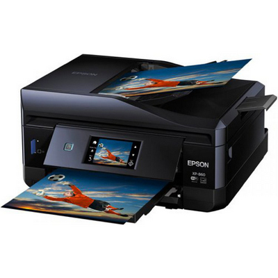 EPSON EXPRESSION XP 860 PRINTER