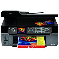 Epson WorkForce 500 printer