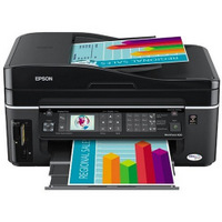 Epson WorkForce 600 printer