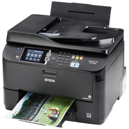 Epson WorkForce Pro WF 4630 printer
