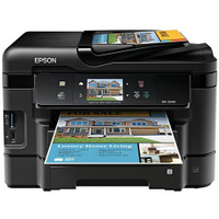 Epson WorkForce WF3540 printer