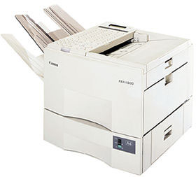 Canon Fax L7500 printer