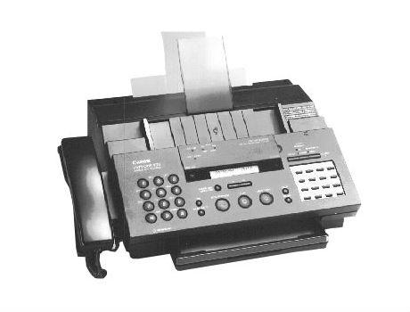 Canon FaxPhone B170 printer