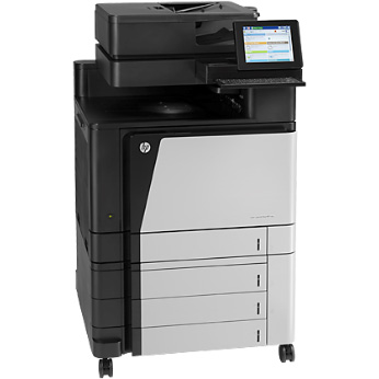 HP Color LaserJet Enterprise M880z+ printer