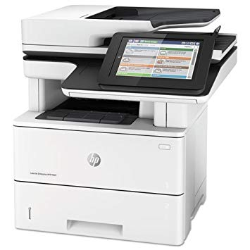 HP LaserJet Enterprise Flow MFP M528c printer