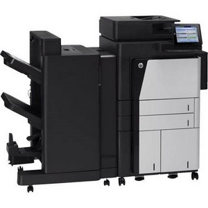 HP LaserJet Enterprise M830z MFP printer
