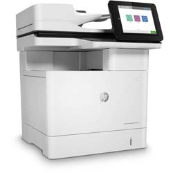 HP LaserJet Enterprise MFP M633fh Printer