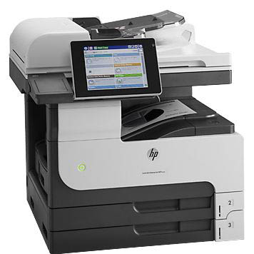HP LASERJET ENTERPRISE MFP M725dn PRINTER