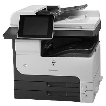 HP LASERJET ENTERPRISE MFP M725z+ PRINTER