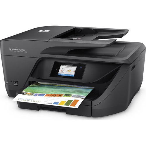 HP OFFICEJET PRO 6960 PRINTER