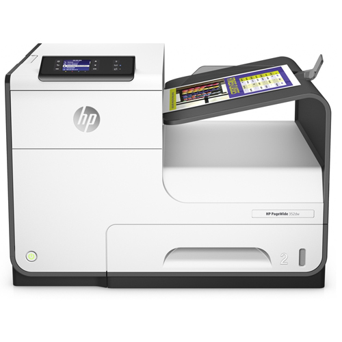 HP PageWide Pro 352w printer