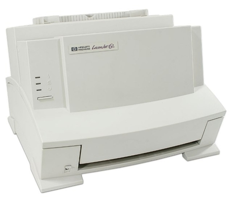 HP LaserJet 6LxI printer