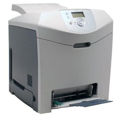 Lexmark C524dtn printer