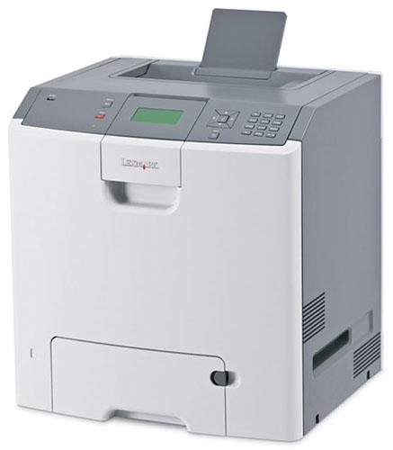 Lexmark C736dtn printer