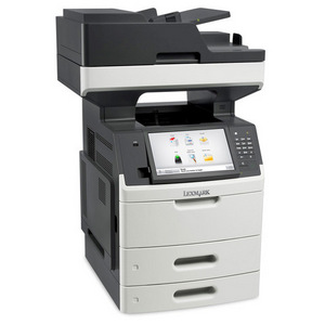Lexmark MX711dthe printer
