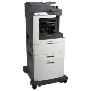Lexmark MX810dxe printer