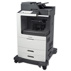 Lexmark MX811dfe printer