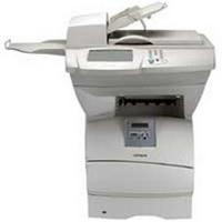 Lexmark X634dteMFP printer