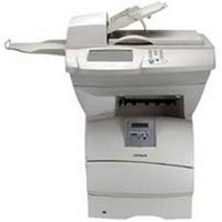 Lexmark X634e-MFP printer