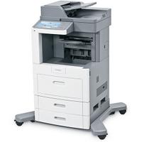 Lexmark X658dtme printer
