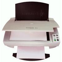 Lexmark X75-PrinTrio printer