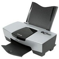 Lexmark Z818 printer