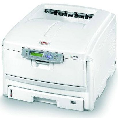 Okidata Oki-C8800dtn printer