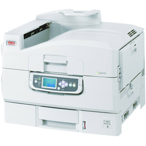 Okidata Oki-C9600hn printer