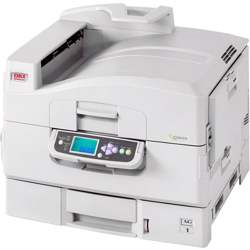 Okidata Oki-C9650hdn printer