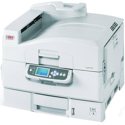 Okidata Oki-C9800 printer
