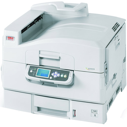 Okidata Oki-C9800hn printer