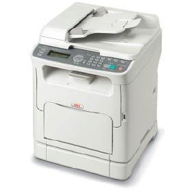 Okidata Oki-MC160MFP printer