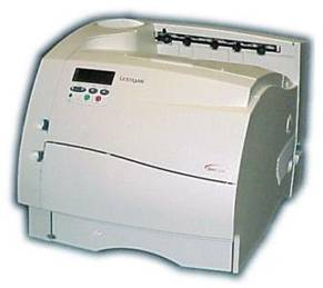 Lexmark Optra-S1625 printer