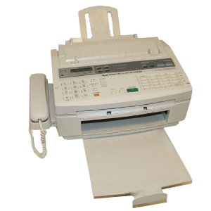 Panasonic PanaFax-KXF1600 printer