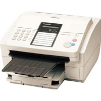 Panasonic PanaFax-UF342 printer