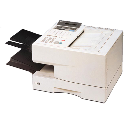 Panasonic PanaFax-UF595 printer