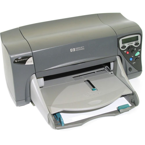 HP PhotoSmart 1115cvr printer