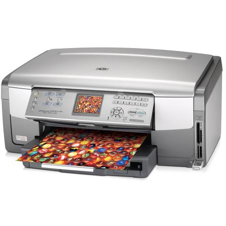 HP PhotoSmart 3210v printer