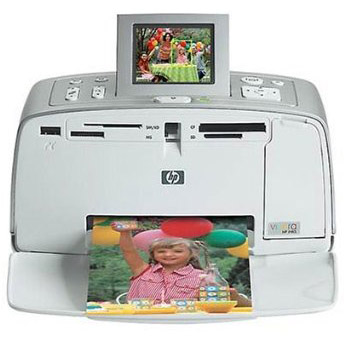 HP PhotoSmart 385xi printer