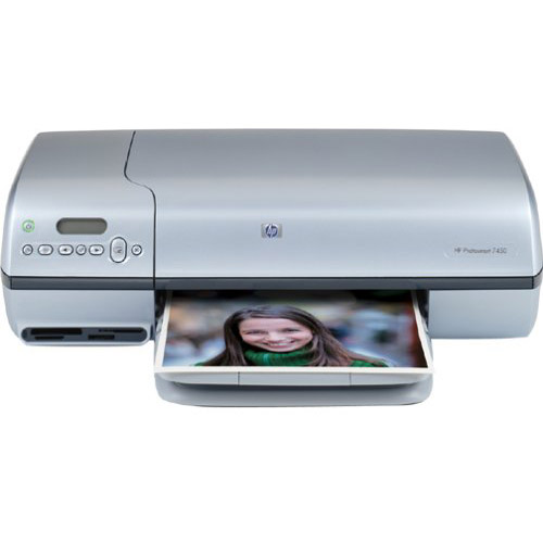 HP PhotoSmart 7450xi printer