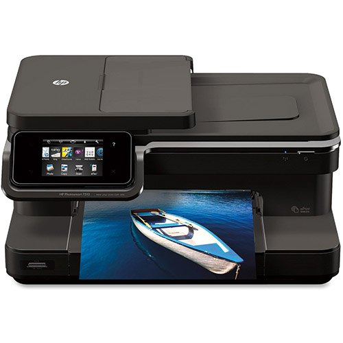 HP PhotoSmart 7515 E AIO printer