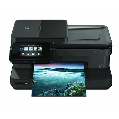 HP PhotoSmart 7525 E AIO printer