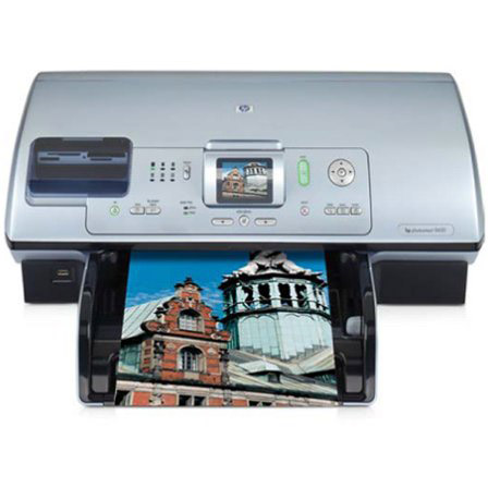 HP PhotoSmart 8450v printer