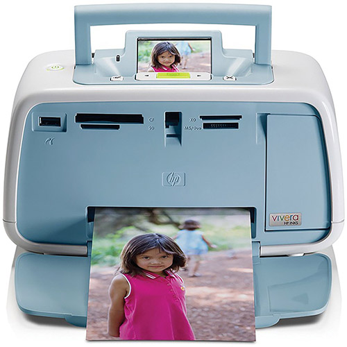 HP PhotoSmart A522xi printer