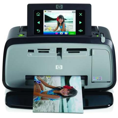 HP PhotoSmart A636 printer