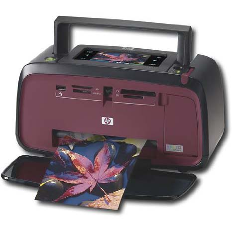HP PhotoSmart A637 printer