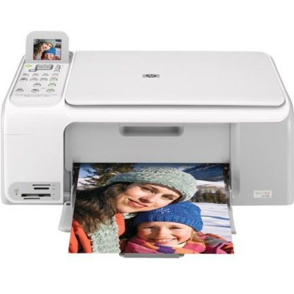 HP PhotoSmart C4140 printer
