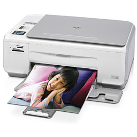 HP PhotoSmart C4205 printer