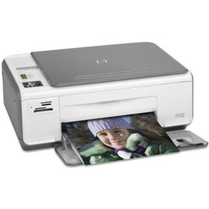 HP PhotoSmart C4210 printer